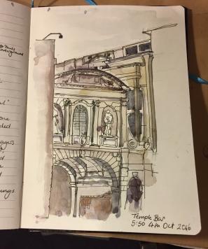 Temple Bar, Paternoster Square