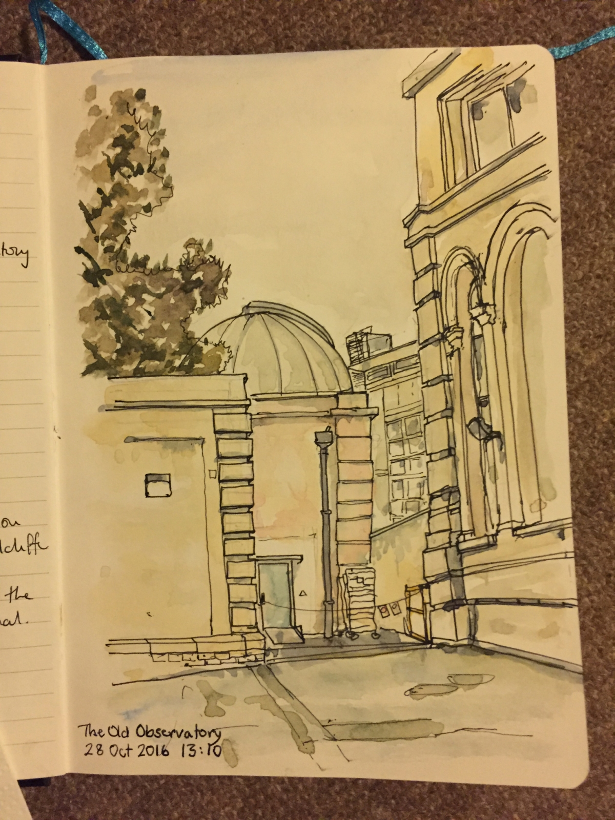 Old Observatory, Oxford