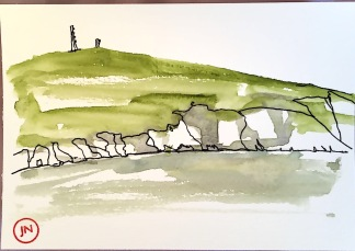 From St Ninian's, Shetland