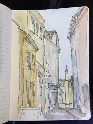 St Edwards passage, Cambridge