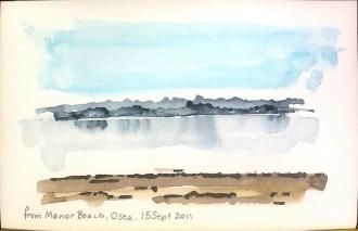 Manor Beach Osea