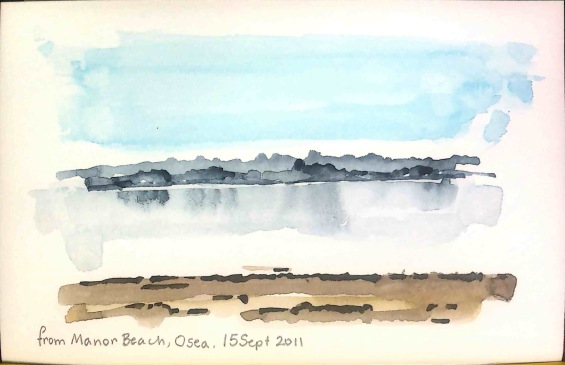 Manor Beach Osea