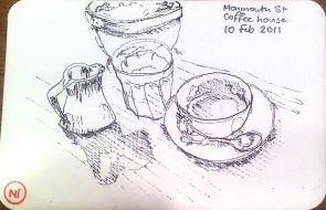Monmouth Street Coffee House