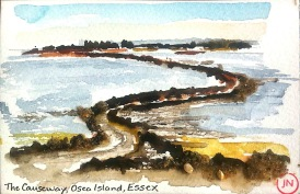 The Causeway Osea