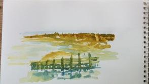 Towards the Sea, Walberswick
