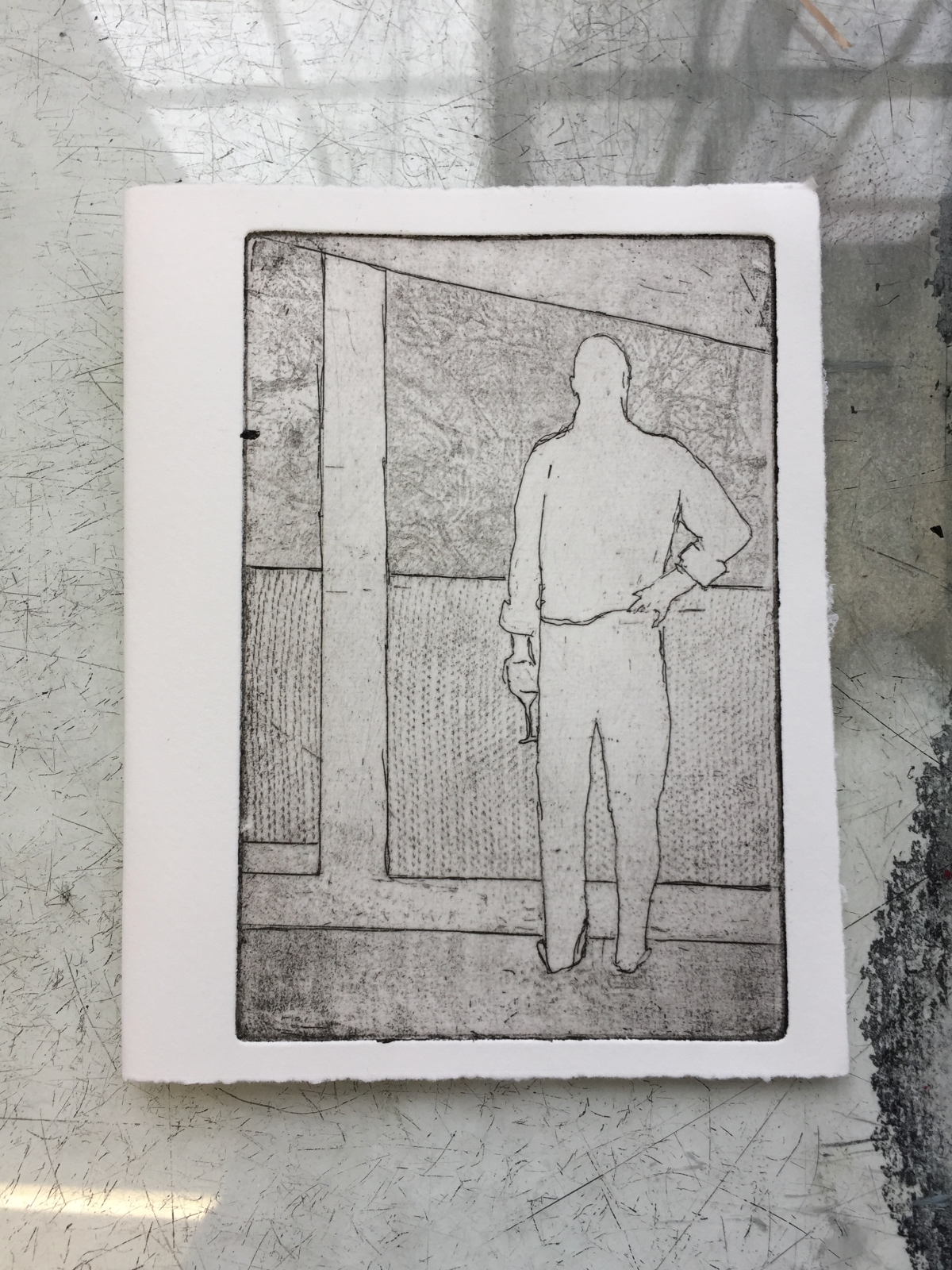 Etching: End of theweek