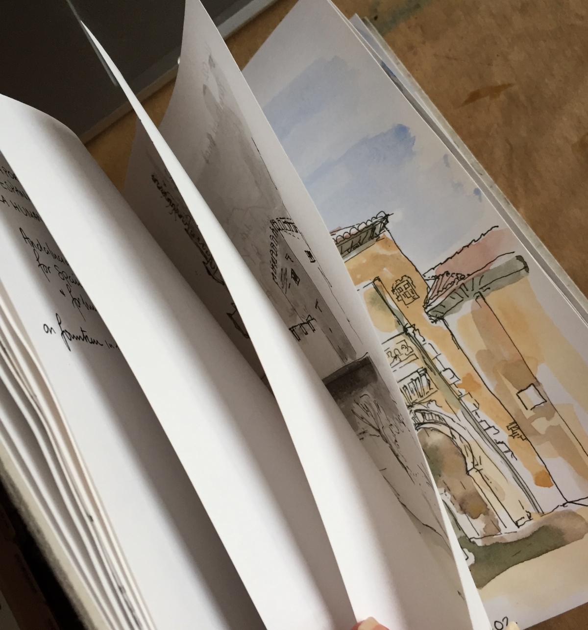 Andalucian Sketchbook