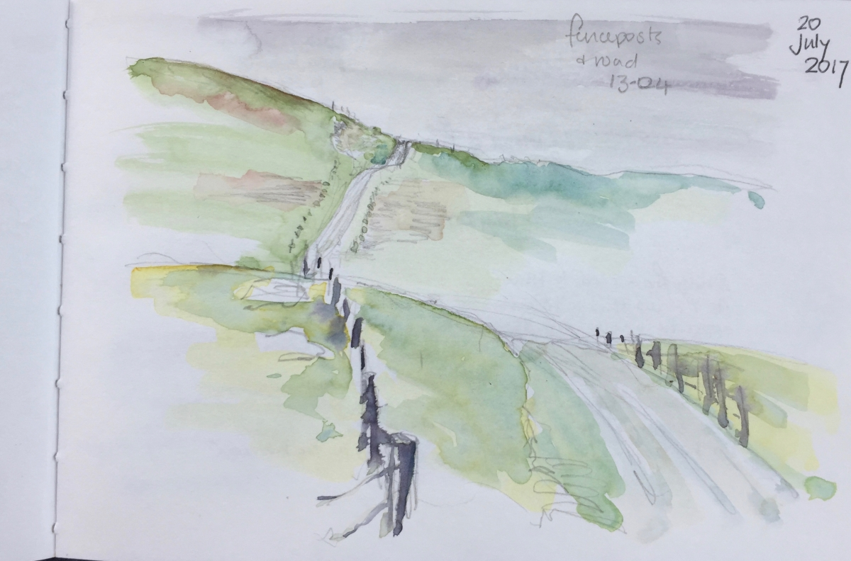 Shetland Sketchbook