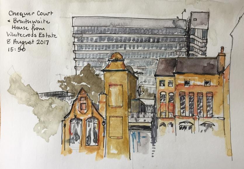 Chequer Court and Braithwaite House