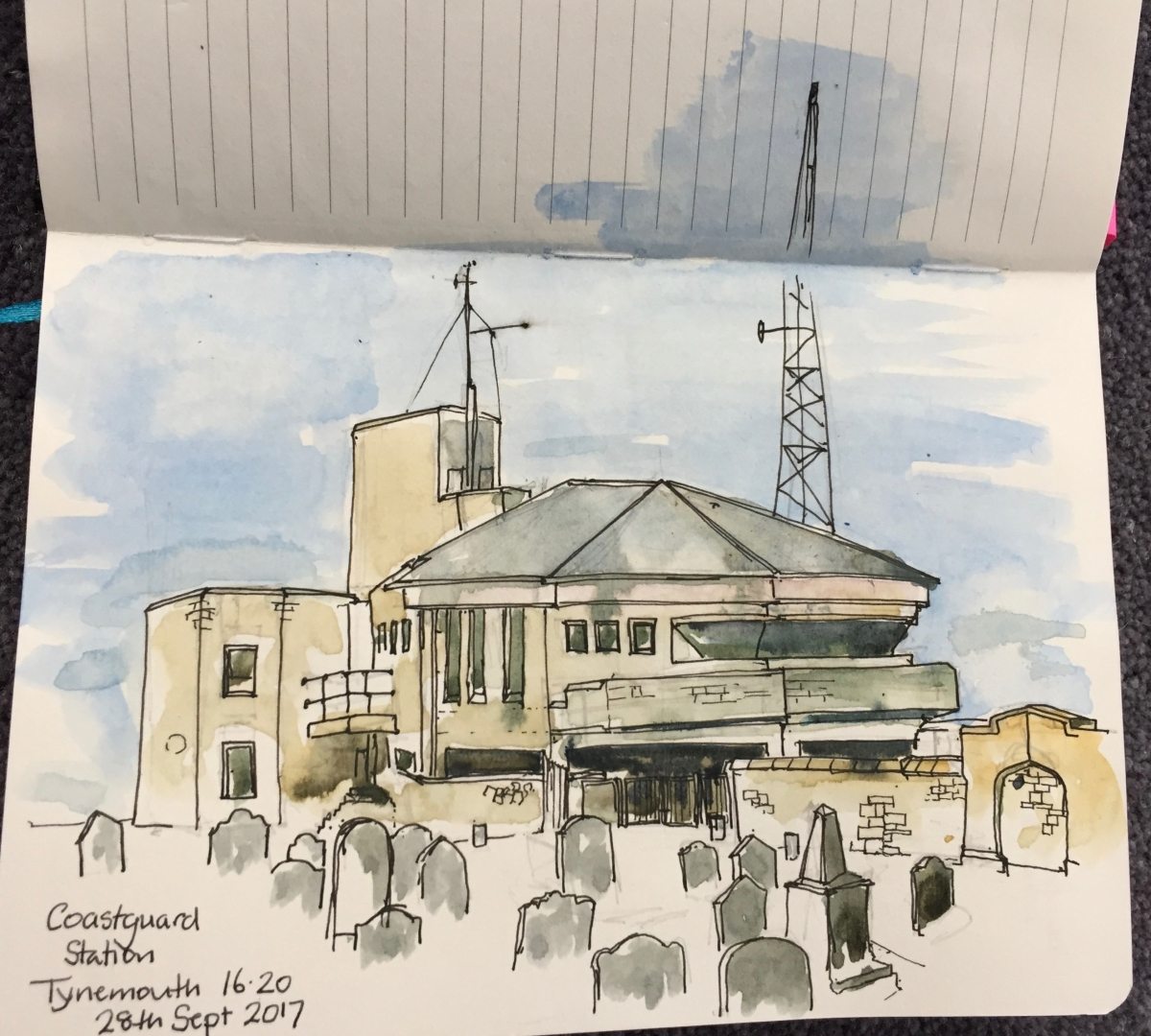 Newcastle Sketchbook