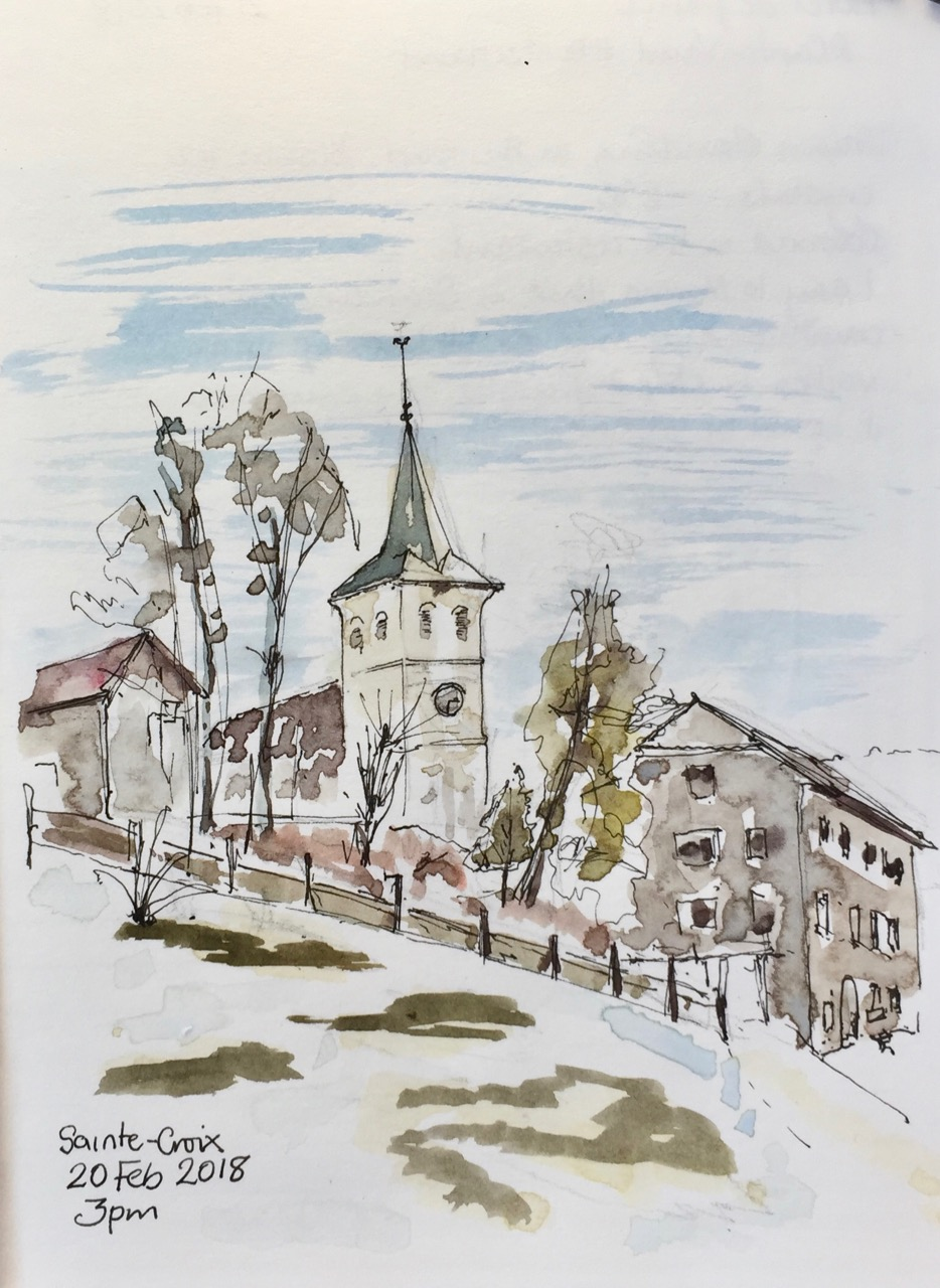Sainte-Croix, Vaud