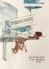 140 London Wall, Bastion House