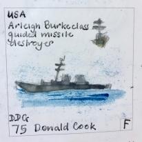 75: destroyer