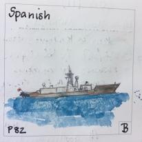 P82: Toralla class patrol boat