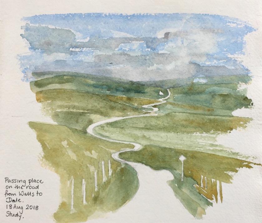 Shetland 2018 drawing