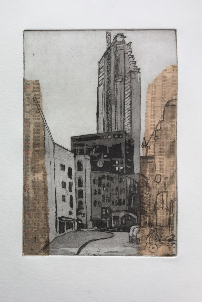 The Atlas Building – prints