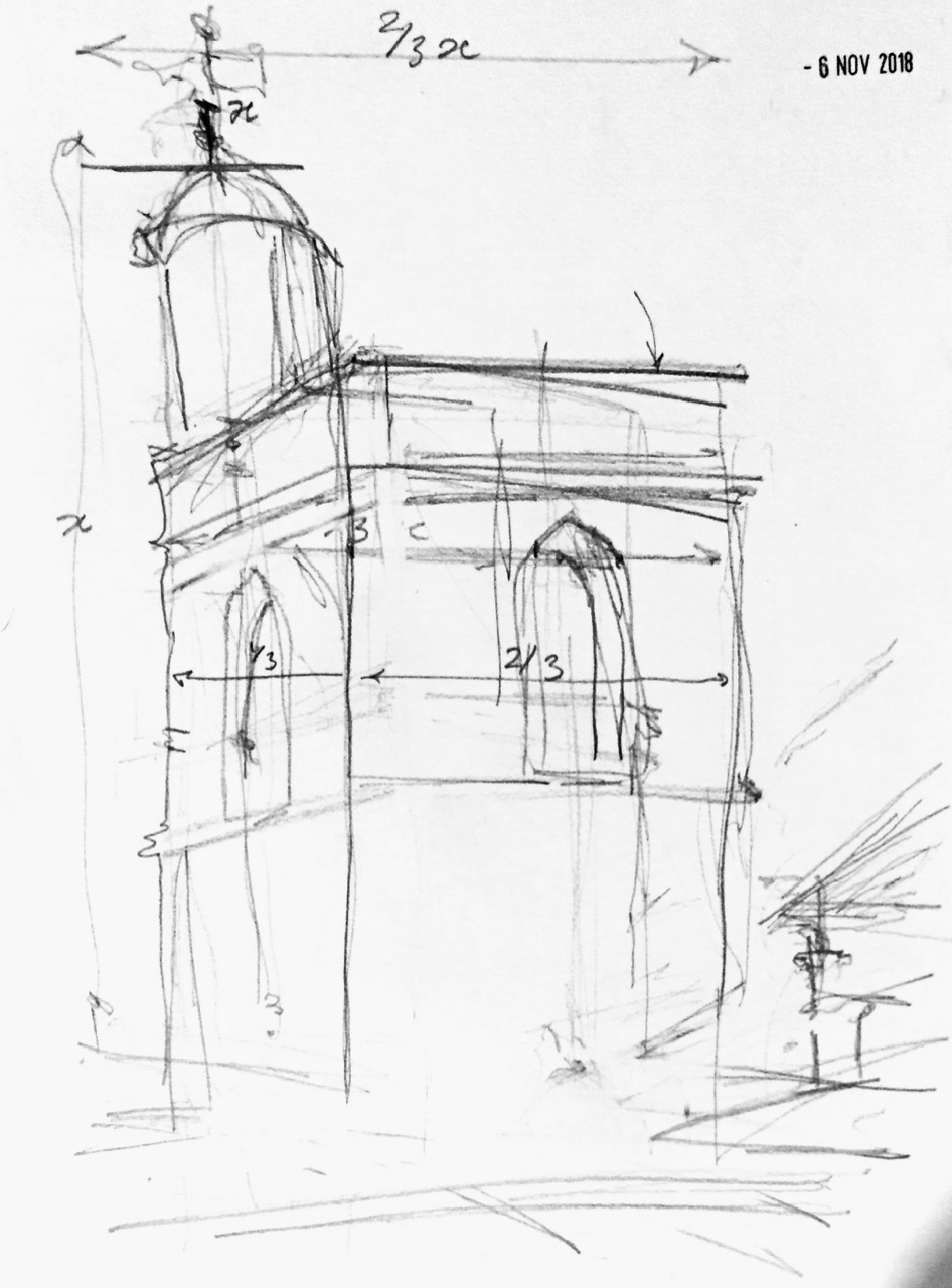 jane sketching page 2 urban sketches etchings and other images Etch a Sketch Artist here s the original sketch which was made from the top of maggie s centre in st bartholomew s hospital by kind permission of the staff of the centre
