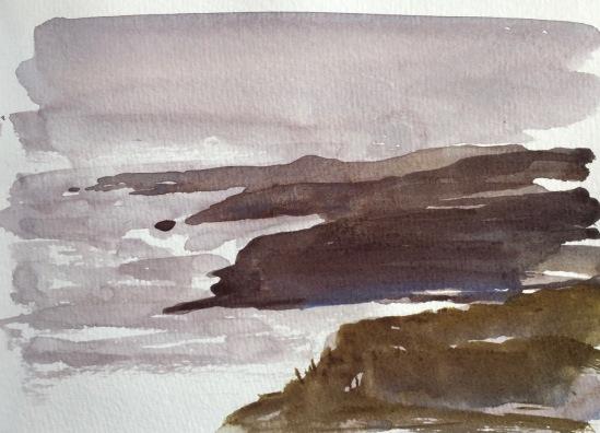 Headlands north of Footabrough