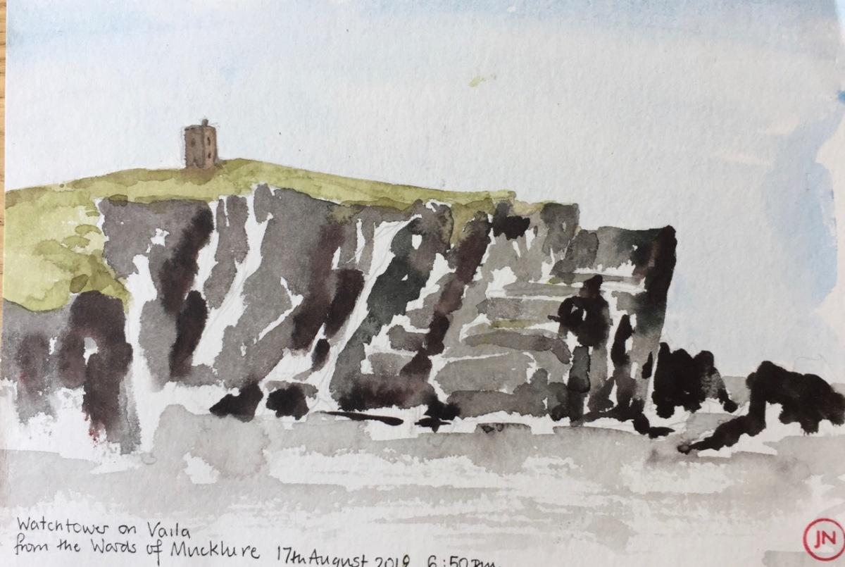 Shetland: Towards Vaila