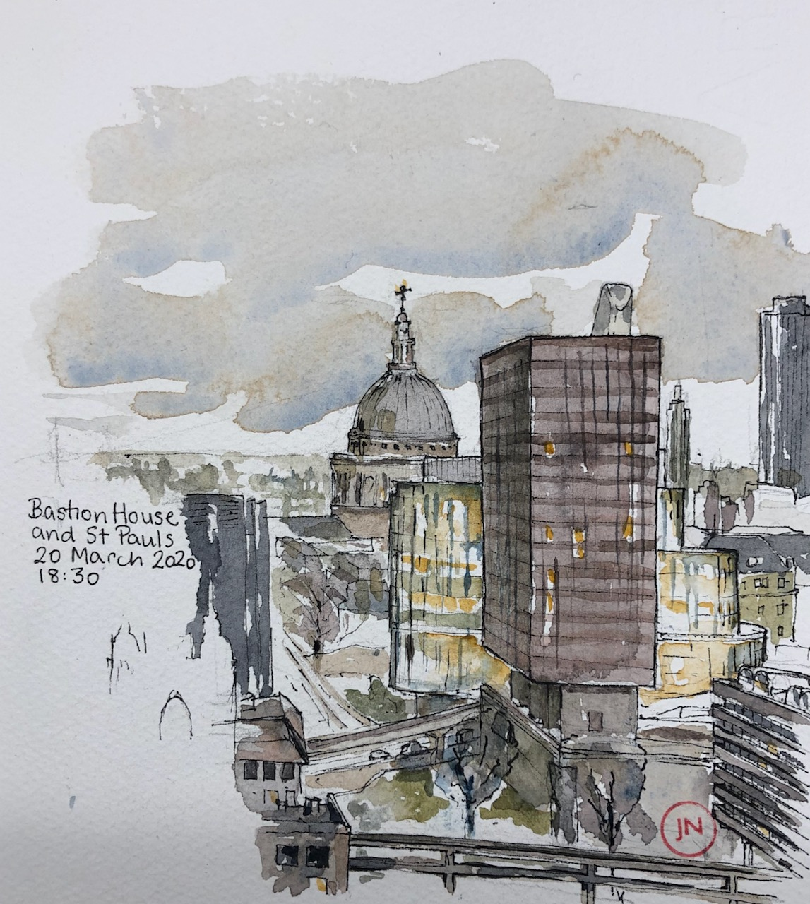 St Pauls and Bastion House
