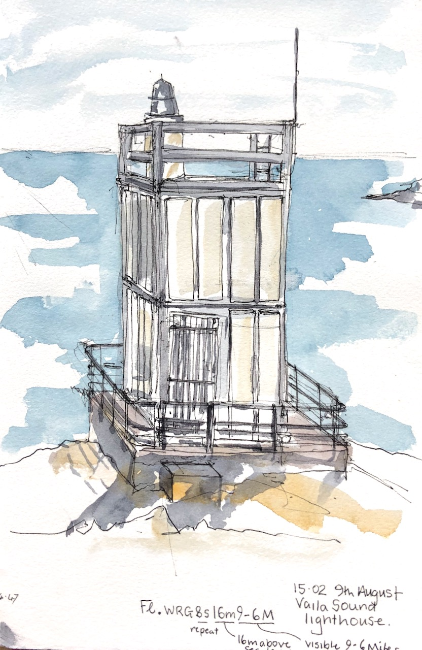 Shetland: walk to thelighthouse