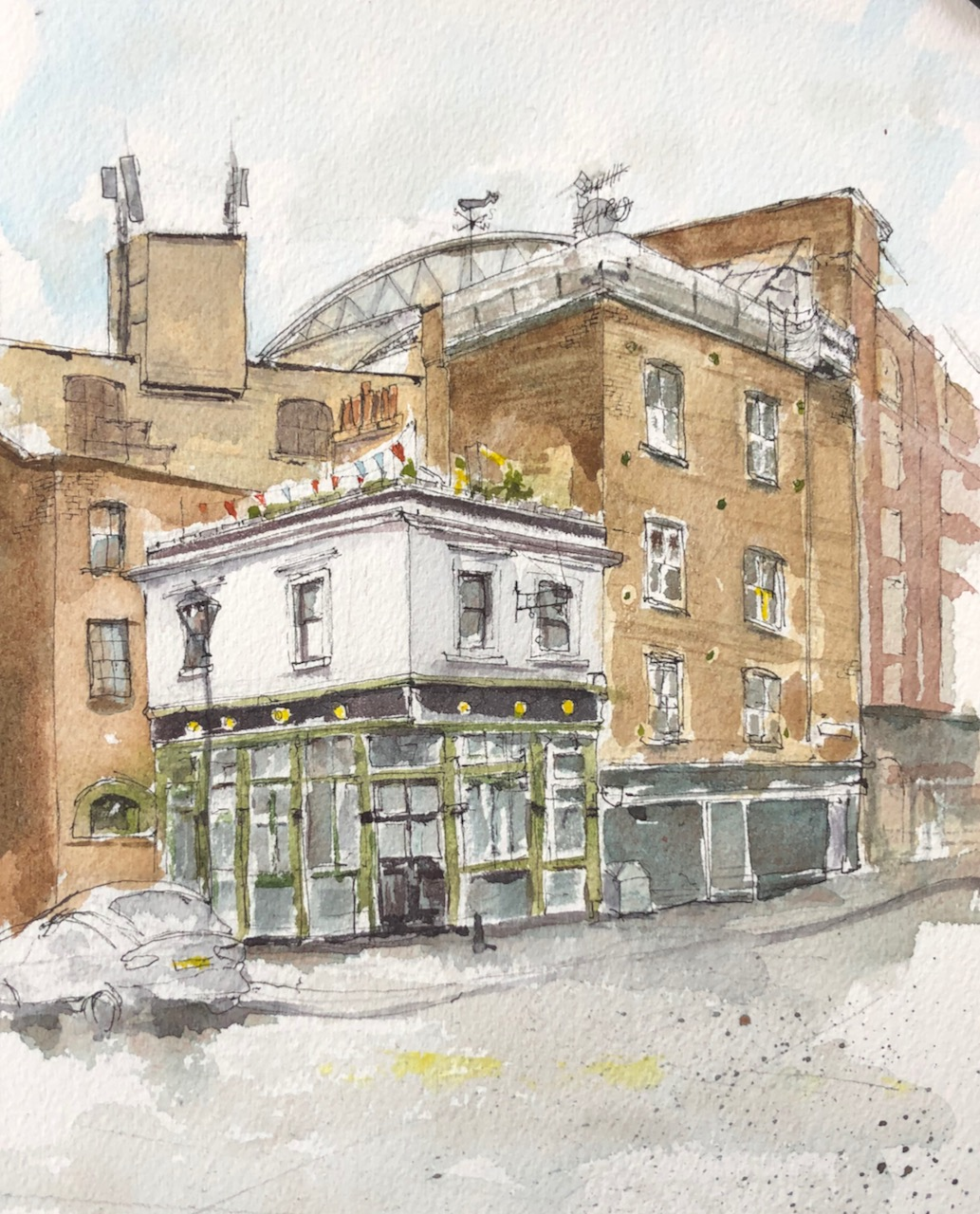 The Horseshoe, Clerkenwell