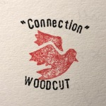 Connection, Woodcut.