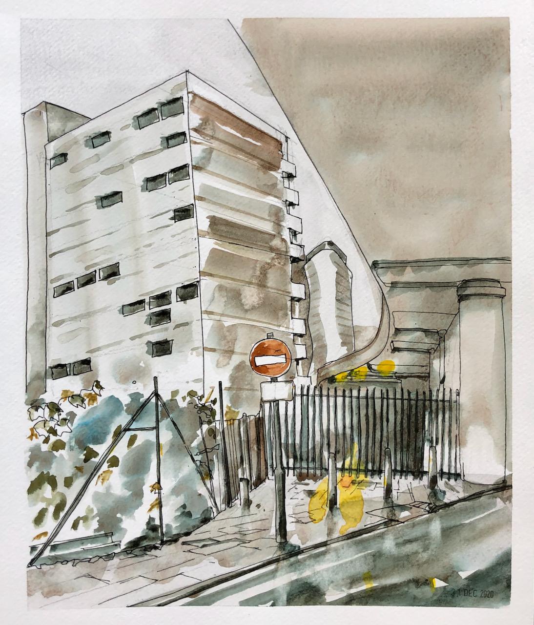 Carlisle Lane, LambethSE1