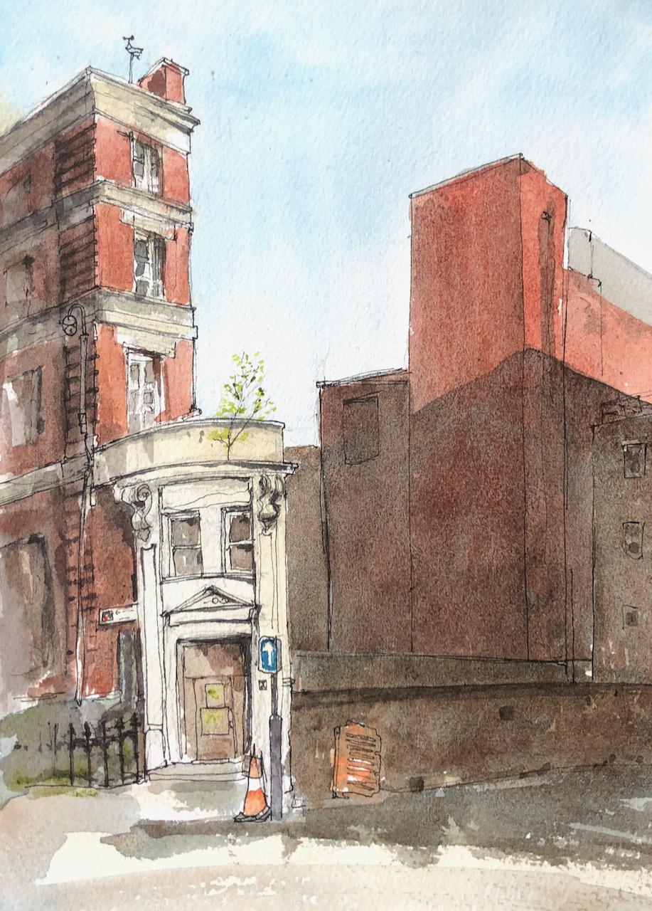 No. 33 Charterhouse SquareEC1
