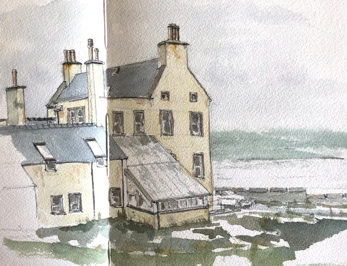 Shetland 2021 – BurrastowHouse