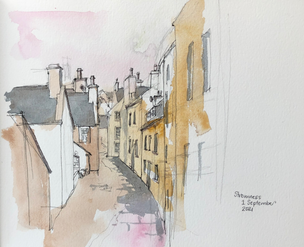 Orkney sketches